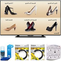 """Sharp 60"""" Full HD Commercial LCD-LED TV  with 6-Outlet Surge"""