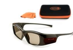 SAMSUNG-Compatible 3ACTIVE® 3D Glasses. Rechargeable.