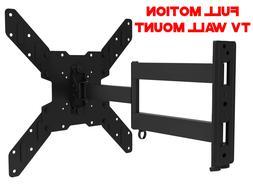Corner Full Motion TV Wall Mount Articulating Bracket 32 47