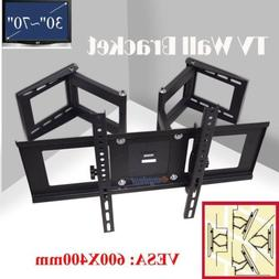 Corner Full Motion Swivel TV Wall Mount 26 32 40 42 46 50 54