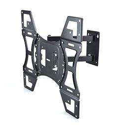 Sunydeal TV Wall Mount Corner Bracket for Most 12-55 inch LC