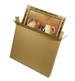 EcoBox 52 x 8 x 60 Inches Corrugated Shipping/Moving Box Car