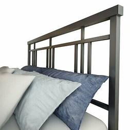"""Amisco Cottage Metal Headboard Only, Queen Size 60"""", Cobrizo"""