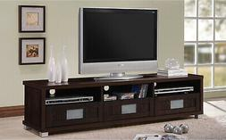Credenza TV Stand Stereo Entertainment Center Family Media L