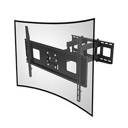 Fleximounts Curved TV Wall Mount Bracket 32-65 inch Curved T