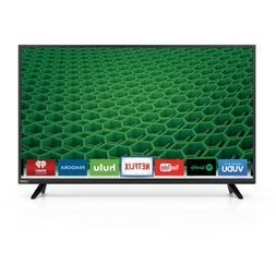 """VIZIO D48-D0 48"""" 1080p 120Hz Full Array LED Smart HDTV, Buil"""