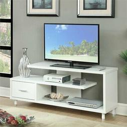 Convenience Concepts Designs2Go Seal II TV Stand, 60-Inch, W