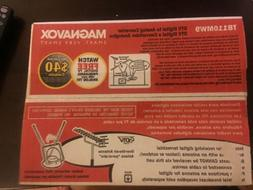 Magnavox Digital TV Converter Box TB100MG9 DTV Tuner WITH Re