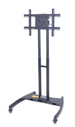 DMD Mobile TV Stand with Mount, For Flat Panel LCD LED Flat