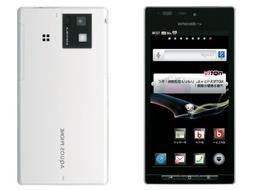 Docomo SHARP AQUOS SH-06D Unlocked Waterproof Smartphone