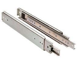 Drawer slide, Full Extension, 60 Inch, Heavy Duty, 500 Pound