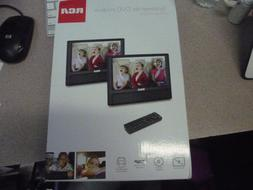 RCA DRC79982 9 in. Dual Screen Mobile DVD Player New