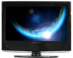 Sceptre E195BV-HD 18.5-Inch 720P LED TV, Black