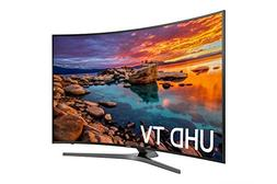 Samsung Curved 65-Inch 4K Smart LED TV UN65MU7600FXZA
