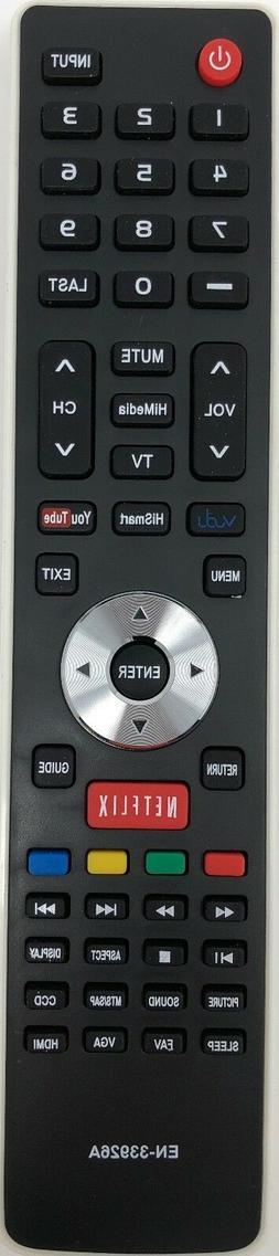 EN-33926A Remote Control for Hisense TV EN-33922A EN-33925A