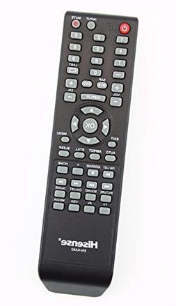 Original Hisense EN-KA92 LCD TV Remote Control Supplied with