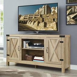 Home Source Industries Esme TV Stand with Optional Fireplace