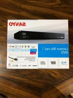 Factory Sealed! SANYO FWBP505F Blu-Ray Player - Black