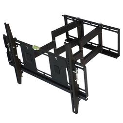 Full Motion Articulating TV Wall Mount Bracket 30-60 inch LE