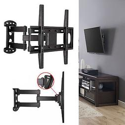 LCD LED TV WALL MOUNT BRACKET SWIVEL TILT FOR Element Hisens