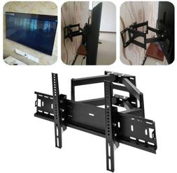 Full Motion Swivel Tilt LED LCD TV Wall Mount Bracket 32 37