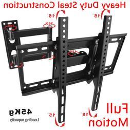 Full Motion TV Wall Mount VESA Bracket 32 46 50 55 60 inch L