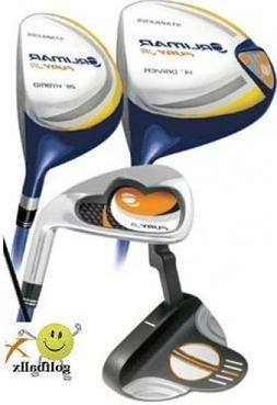 AGXGOLF Fury Junior Edition Golf Club Set for Ages 8-12; Hei