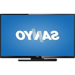 "SANYO FW43D25F 1080p 43"" LCD TV, Black"
