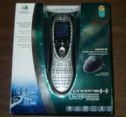 LOGITECH Harmony 890 Advanced Universal Remote Control - NEW