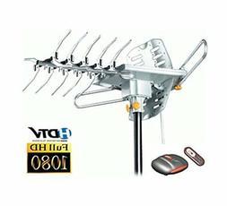 LAVA HD2605 Ultra 4K Motorized Outdoor HDTV UHF/VHF Antenna