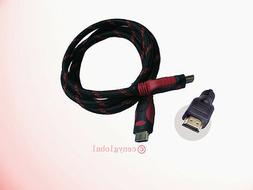 """HDMI Cable Cord For Samsung LED HDTV Smart TV 29"""" 32"""" 37"""" 39"""
