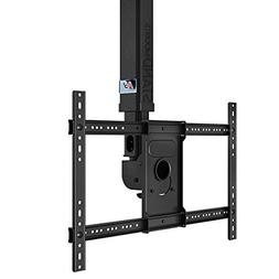 North Bayou Heavy Duty Adjustable Ceiling TV Mount Fits most