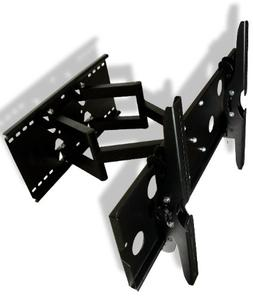 Heavy Duty Dual Arm Full Motion Wall Mount Fits inch TV Univ