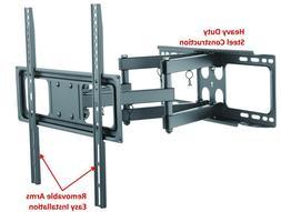 """Heavy Duty Full Motion TV Wall Mount Bracket Fits 32"""" - 70"""""""
