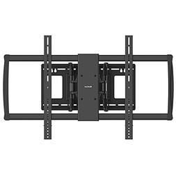 QualGear Heavy Duty Full Motion TV Wall Mount for 60-100 Fla