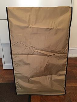Hinese AP-10CR1SEPS Portable Air Conditioner Tan Nylon Anti-