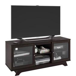 """Ameriwood Home Englewood TV Stand for TVs up to 55"""", Espress"""