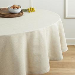 HOT DEALS!! TABLE LINENS 600TC 100% COTTON ROUND TABLE TOP C