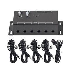 DuaFire Infrared  Remote Control Repeater Remote Control Ext
