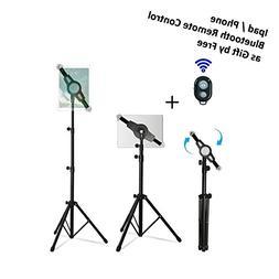 Ipad Tablet Tripod Adjustable Stand, Vstyle Height Adjustabl