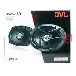 """JVC J Series CS-J6930 6x9"""" 400W  3-Way Coaxial Car  Speaker"""