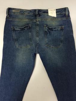 Element Jeans Womens Skinny 28 Fiddler NWOT $69.50