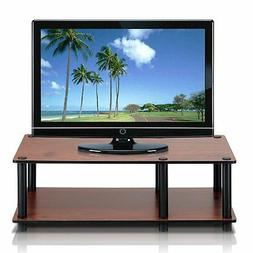 Furinno Just 11174 TV Stand - Up to 31 Screen Support - Flat