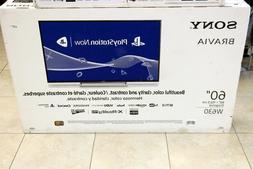 Sony KDL60W630B 60-Inch 1080p 120Hz Smart LED TV 2014 Model