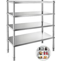 Stainless Steel Kitchen Shelf Shelving Rack Shelves Rack Res