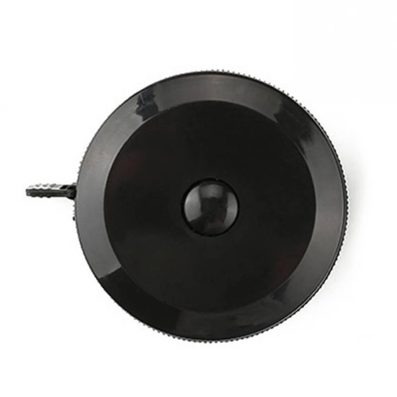 1.5 Black Retractable