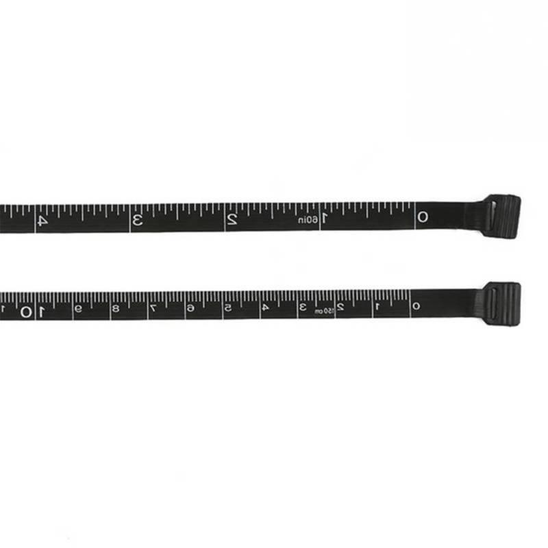 1.5 m Black Automatic Mini