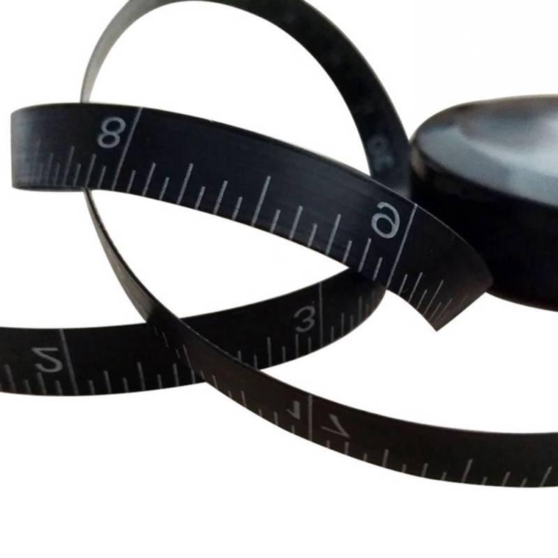 1.5 Inch Black Mini