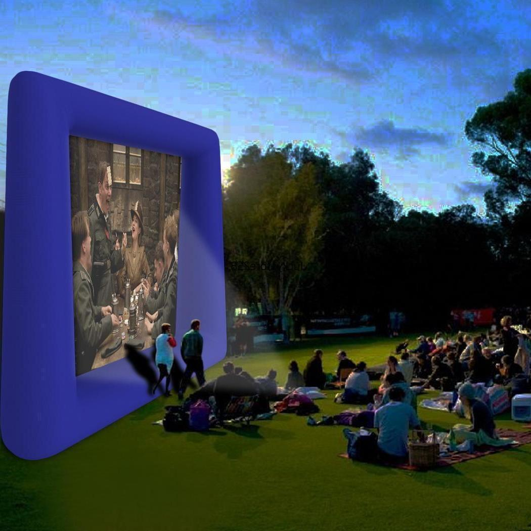 14 Giant Movie Screen Outdoor Projector Theatre