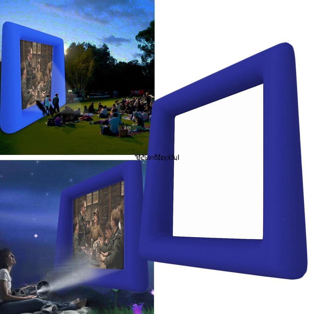 14 ft Movie Outdoor Cinema Projector Theatre Home
